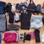 Meine Packliste für 3 Monate im Ausland