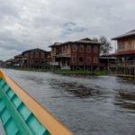 Reisebericht Myanmar – Bootstour auf dem Inle-See
