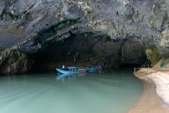 Eingang zur Phong Nha Cave