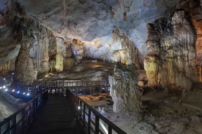 Paradise Cave im Phong Nha Nationalpark
