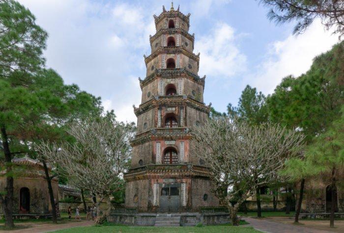Tempel in Hue