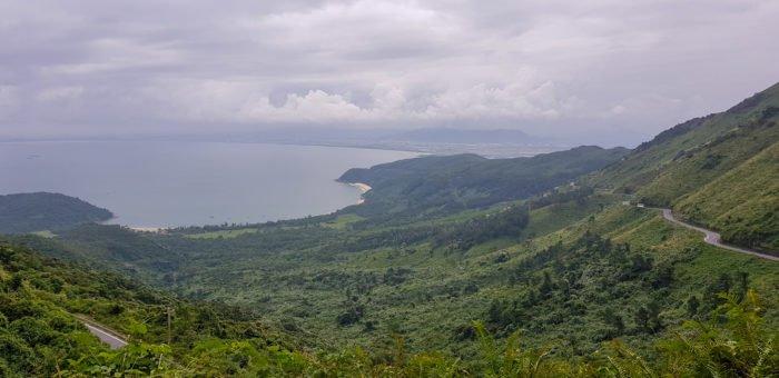 Hai Van Pass Richtung Da Nanga