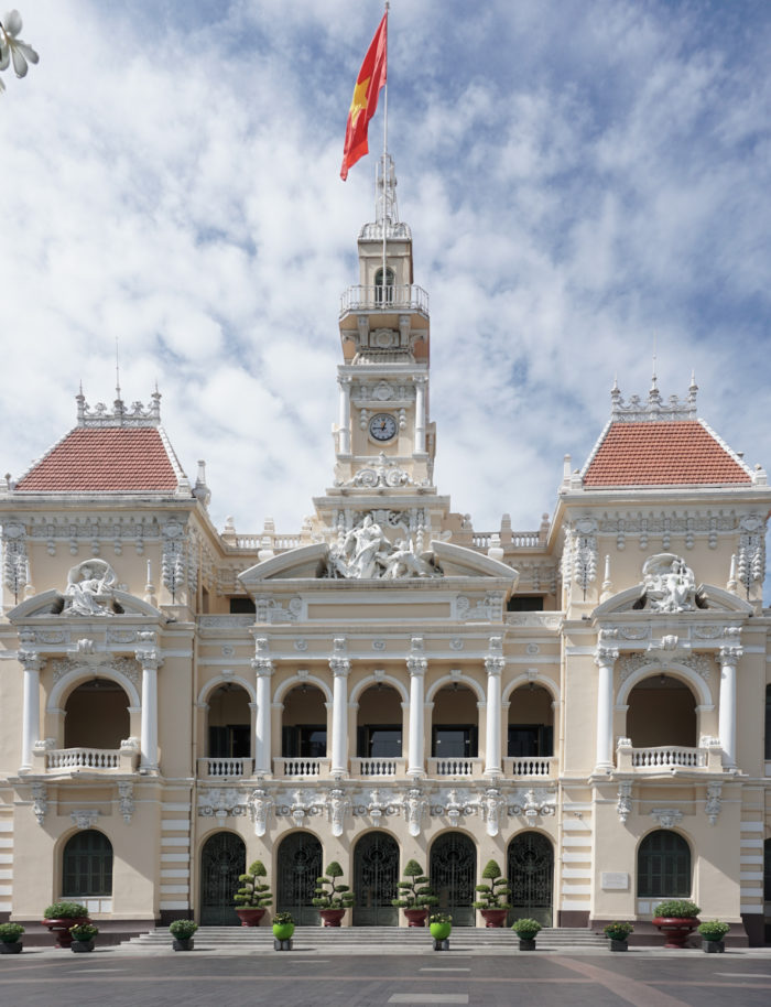 Ehemalisges Rathaus in Ho Chi Minh