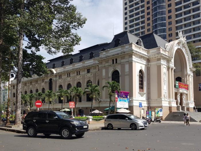Opernhaus Ho Chi Minh
