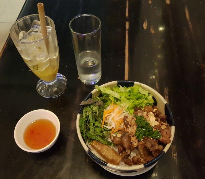 Essen in Saigon