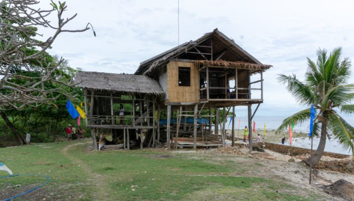 The Oldest House auf Siquijor