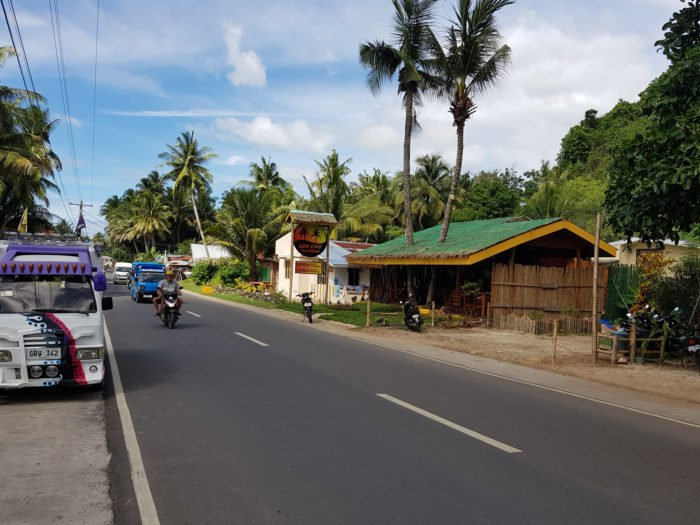 Siquijor Insel-Highway