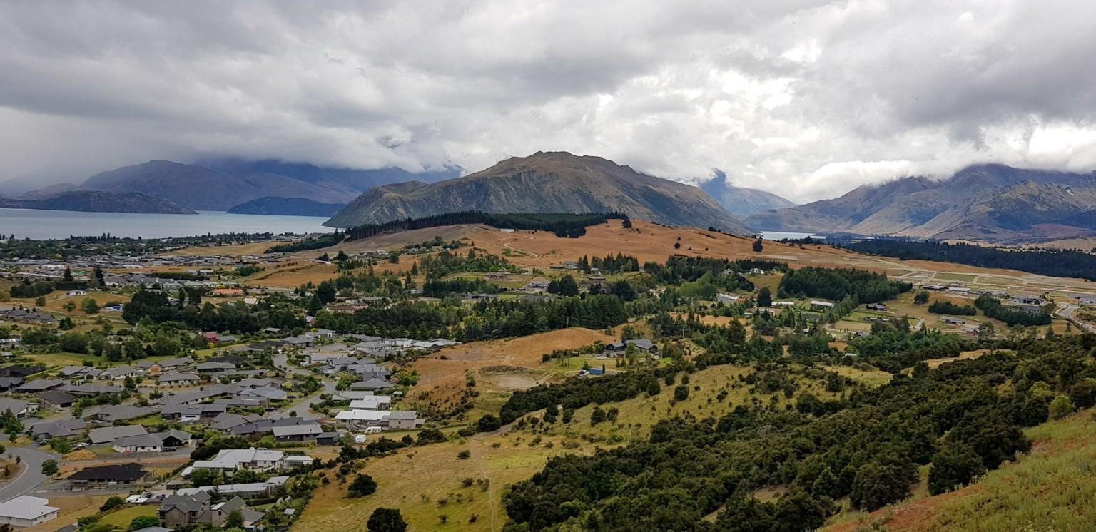 Aussicht vom Mount Iron