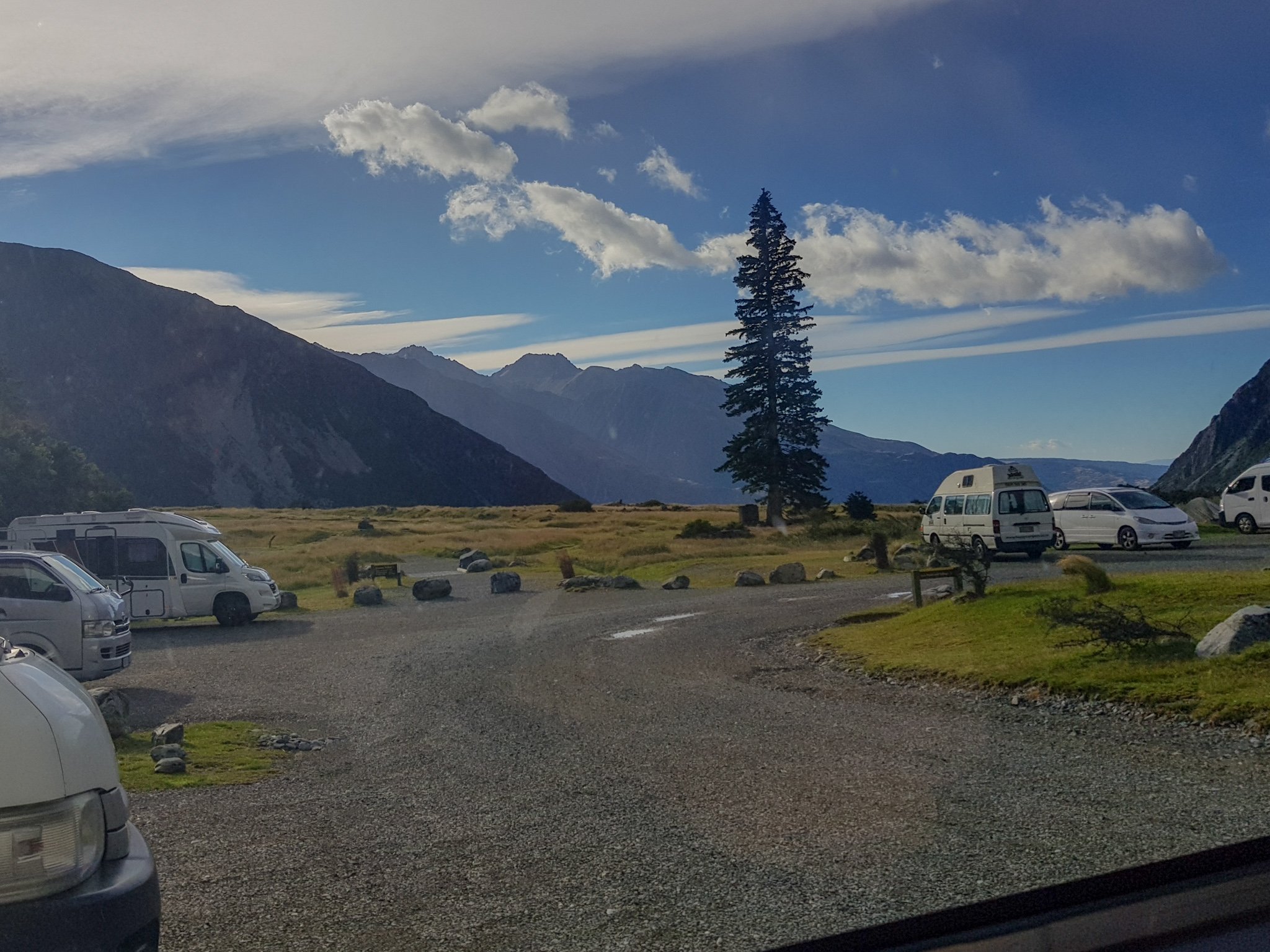 Campingplatz White Horse Hill