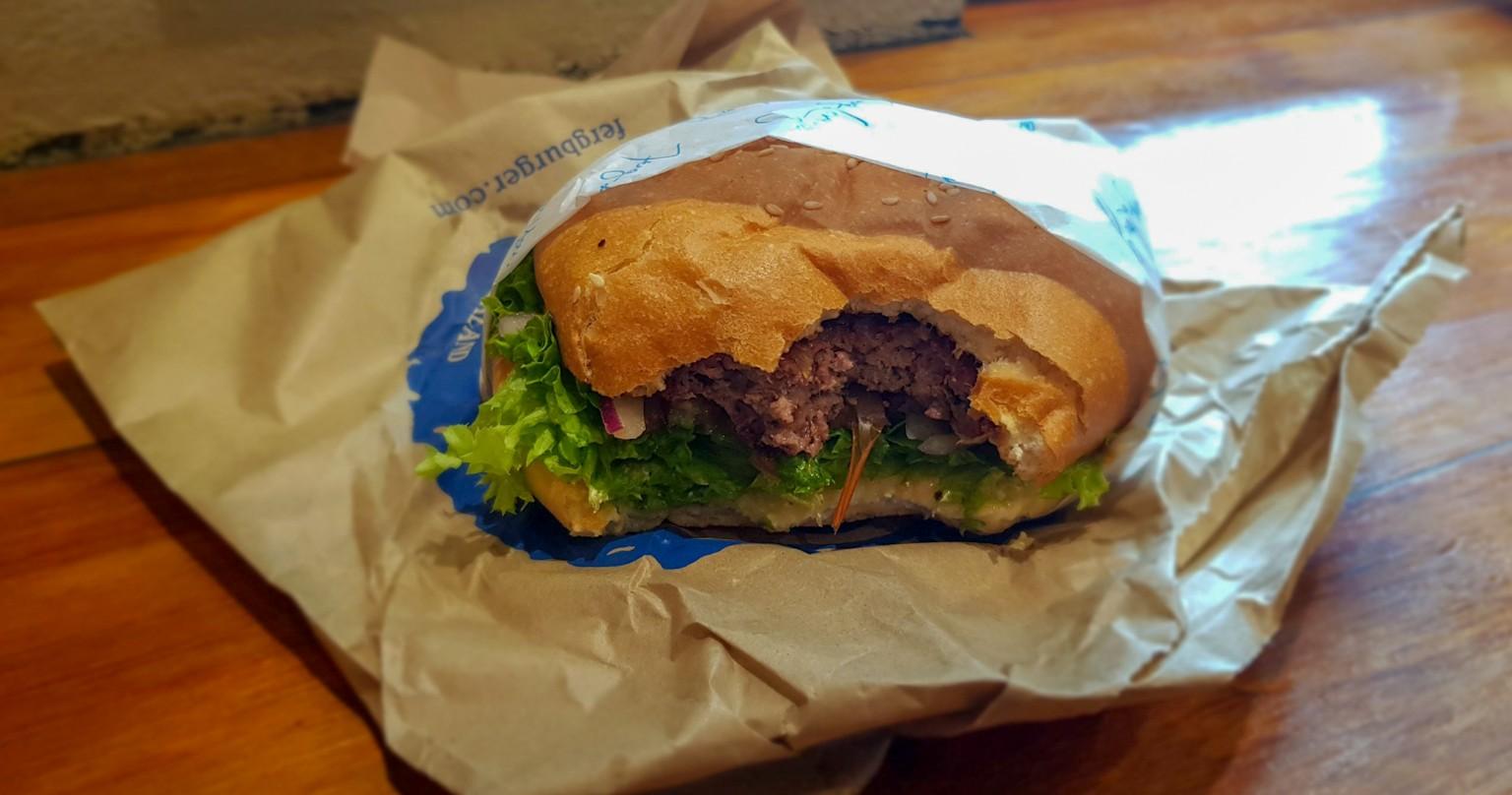 Fergburger in Queentown