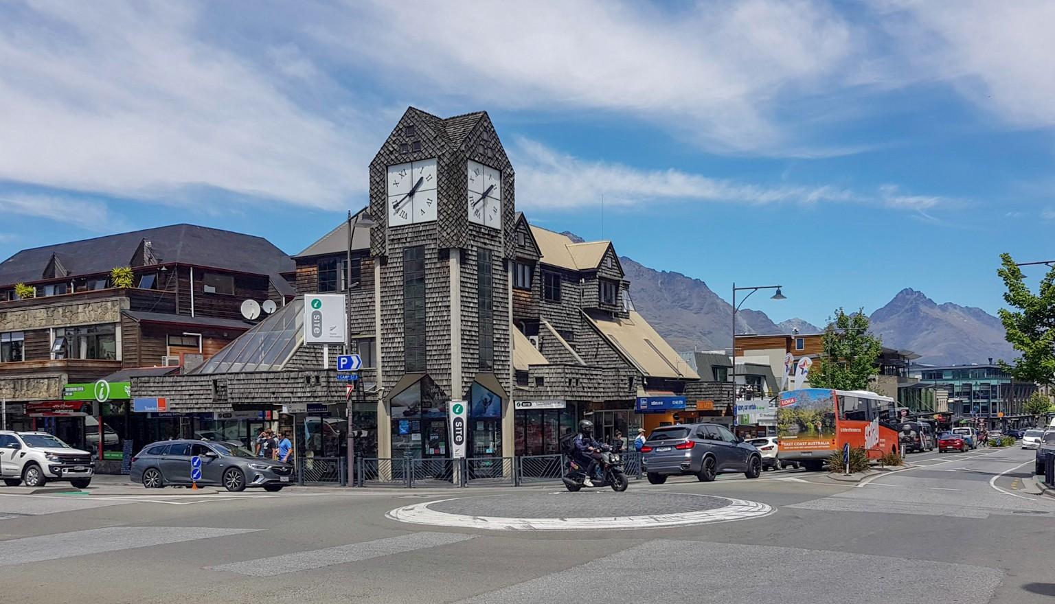 Queenstown Glockenturm